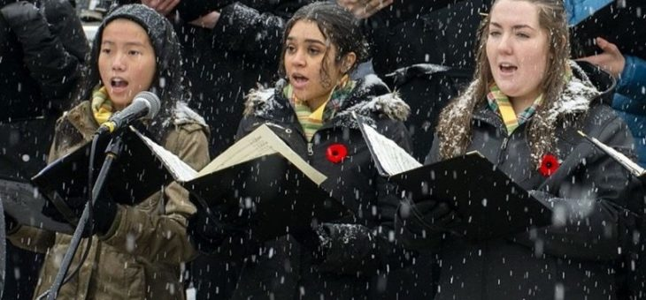 2019 City of Windsor Remembrance Day Ceremony