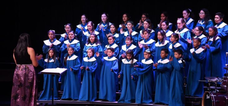 Allegro Joint Concert with Music Moves Kids (Leamington) and  the Choir of the Conservatorio de Musica de Celaya (Mexico)